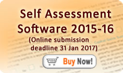 Andica Self Assessment Tax Returns Software 2015-16