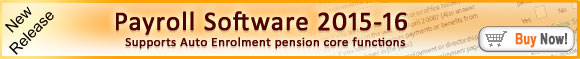 Payroll Software 2015-2016 With Auto Enrolment