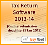Andica Tax Returns Software 2013-14